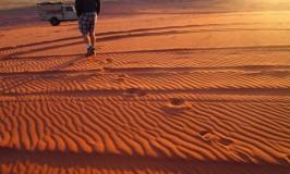 最終回!フランス男感動のワディラム砂漠体験 @ ヨルダン旅行Jordan Wadi Rum Bedouin Directions