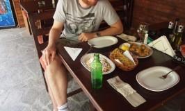 フランス男と幸福のランチタイム@ブルガリアBULGARIA Hissarya National Restaurant
