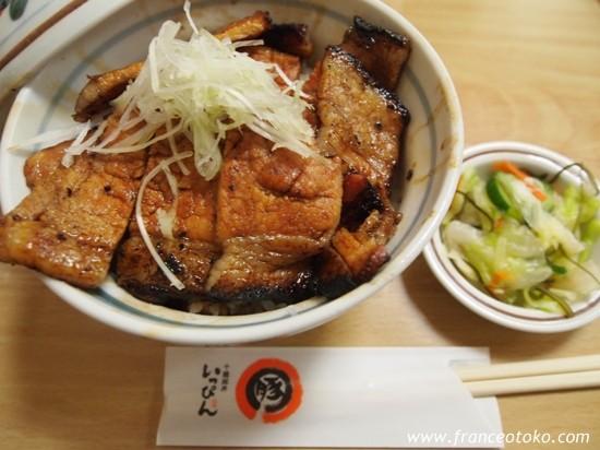 北海道 帯広のおいしい豚丼 いっぴん
