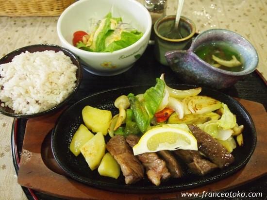 北海道観光、帯広、十勝、森のキッチンかわい
