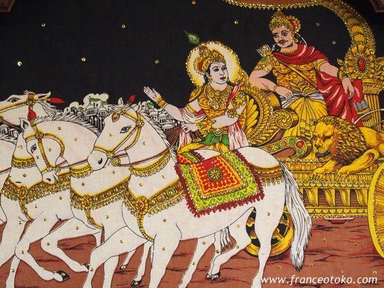 インドの神
