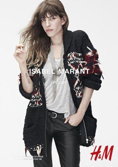 H&M イザベルマラン コラボ