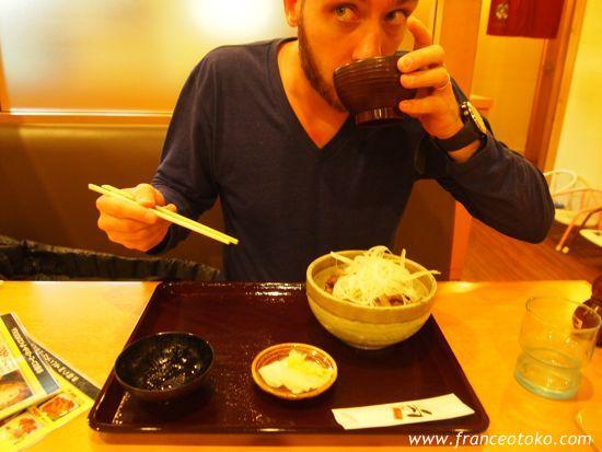 北海道 豚丼