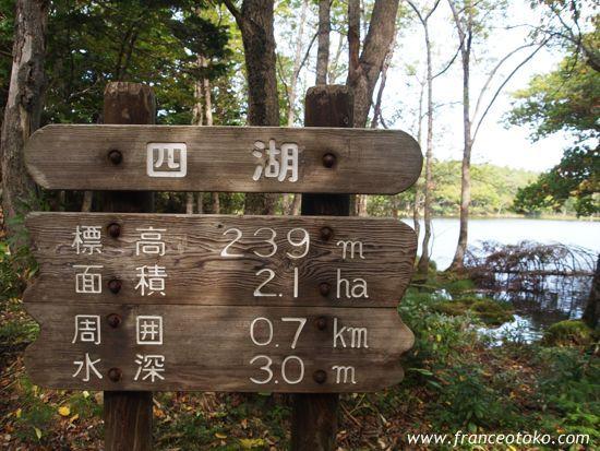 知床五湖 ハイキング 観光