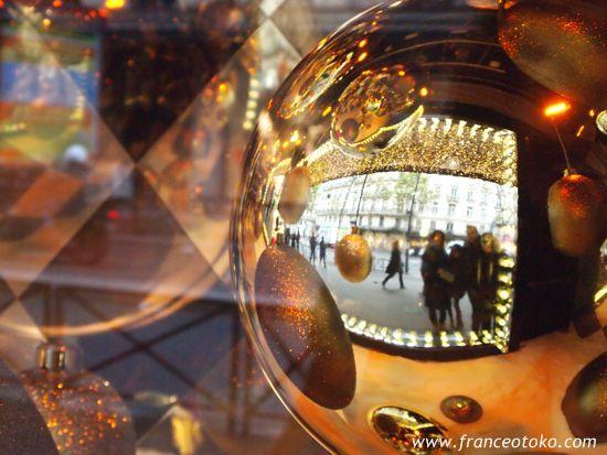 プランタンパリのクリスマス