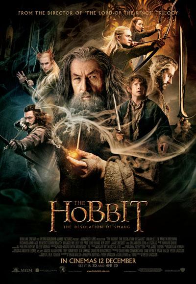 『ホビット 竜に奪われた王国』(ホビット The Hobbit: The Desolation of Smaug)