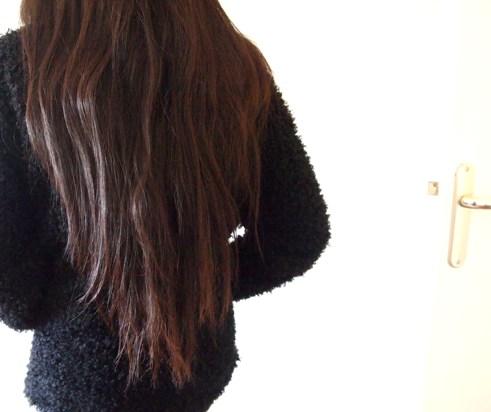 2013年12月の髪の長さ