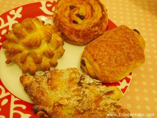 フランス菓子パン