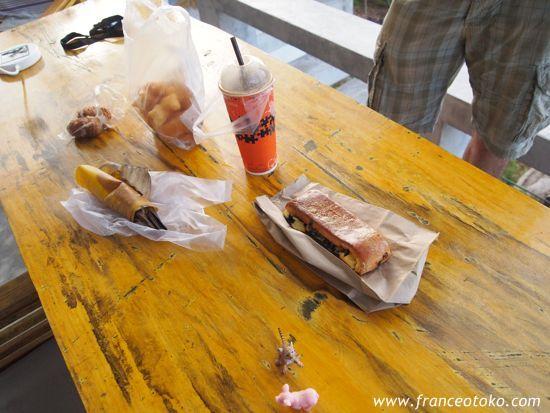 タイの朝御飯