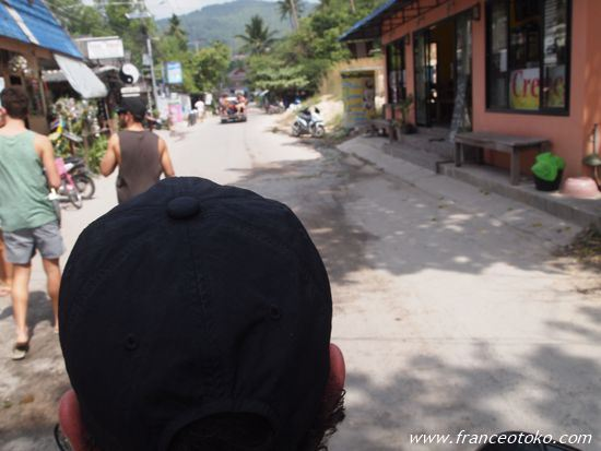 コタオのバイク