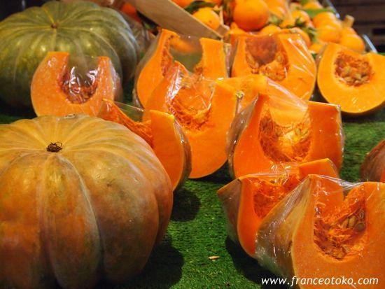 フランスかぼちゃ