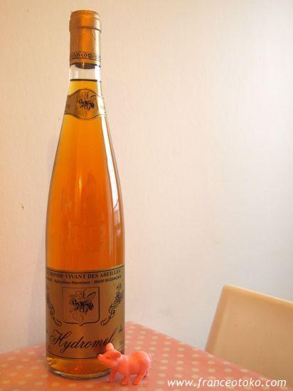 蜂蜜のワイン