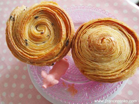 パリパリのパン