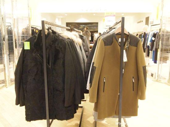 sandro コート