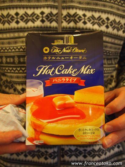 フランスホットケーキ