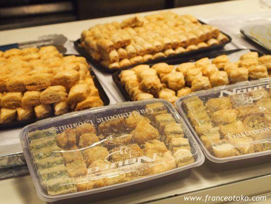 Noura レバノン料理パリ