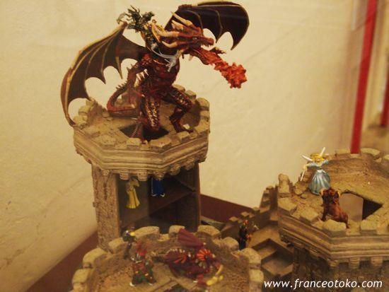 ドラゴン フィギュア