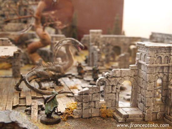 ドラゴン 城