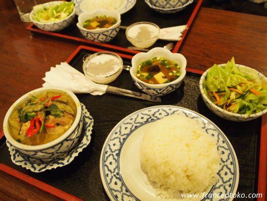 新宿タイ料理 バンタイ