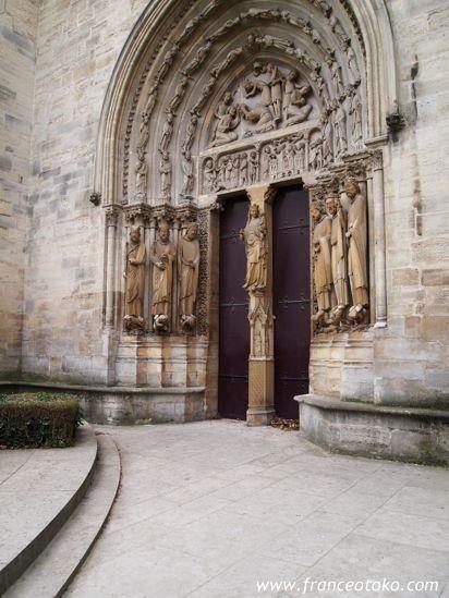 サン=ドニ大聖堂Basilique de Saint-Denis