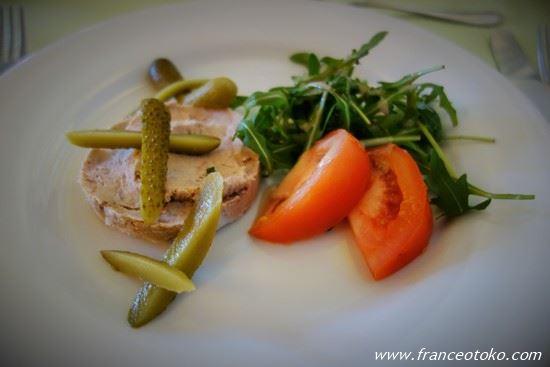 フランス料理 パテ
