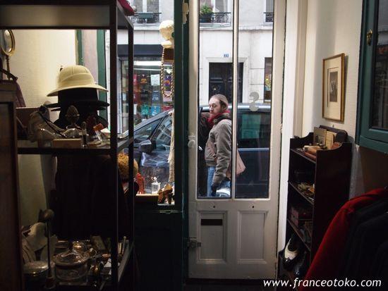パリのヴィンテージ symbolique