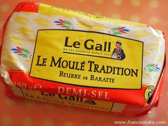フランスバター