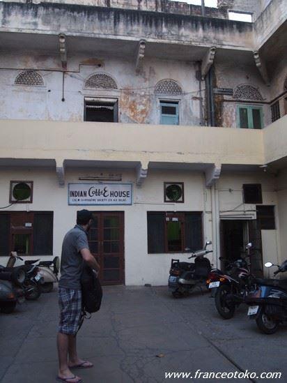 インディアンコーヒーハウス indian coffee house