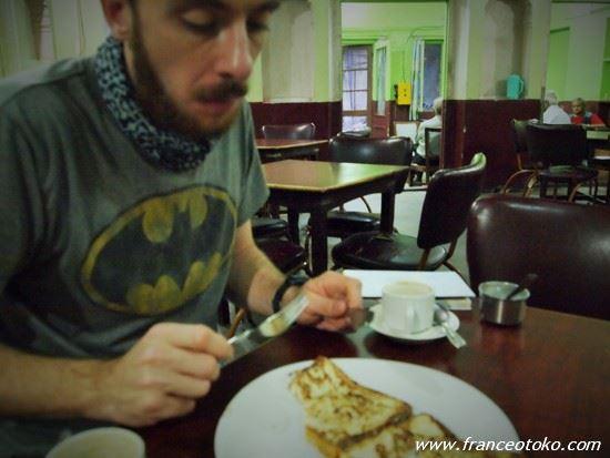 インディアンコーヒーハウス indian coffee house ジャイプール