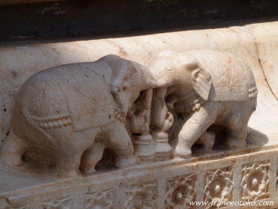 インド 象