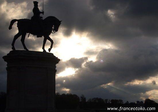 フランス観光/シャンティイ城
