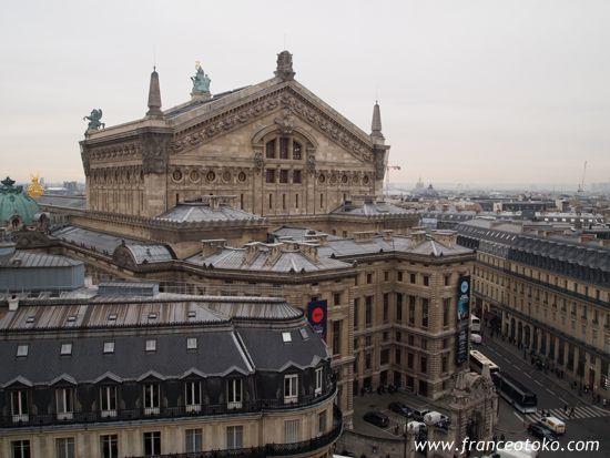 パリ 風景