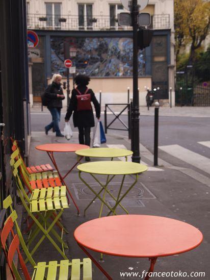 パリ ショッピング