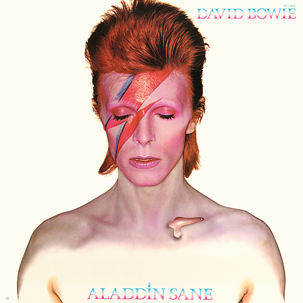 AladdinSane David Bowie