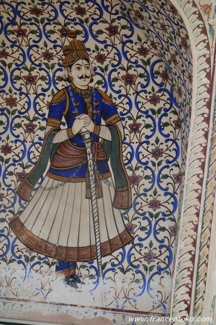 インド モチーフ
