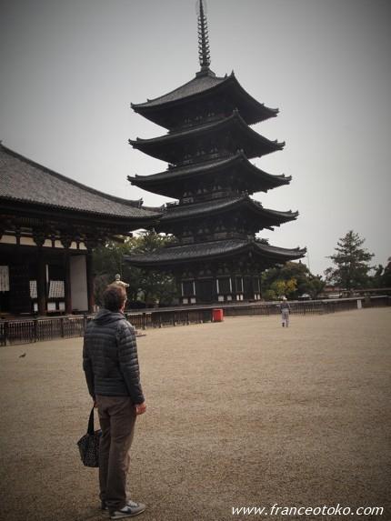 五重塔 奈良