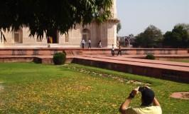 楽園哲学炸裂★インドのアグラに行ったらイティマド・ウッダウラー廟・ベビータージを見るべし