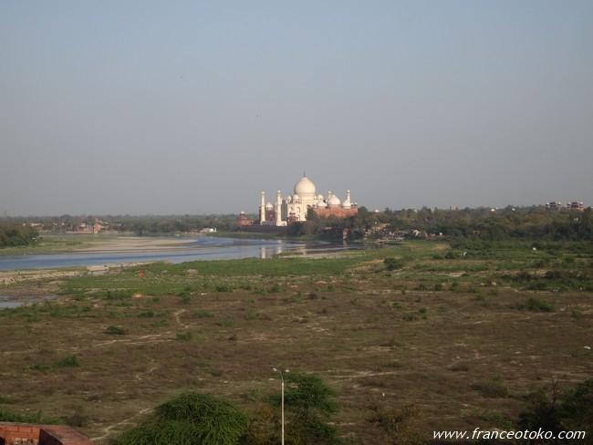 タージマハル インド