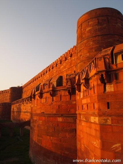 インド/アーグラ城塞