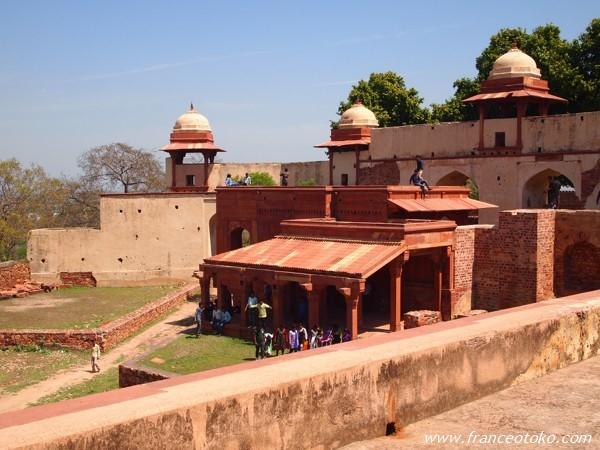 インド ファテプール・シクリFatehpur Sikri