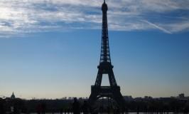 フランス男とパリ、やっぱりエッフェル塔が好き@トロカデロ広場
