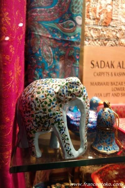インド ショッピング