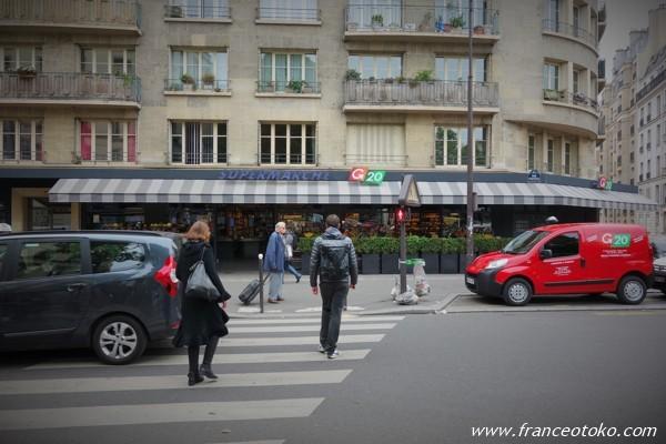 パリ 16区