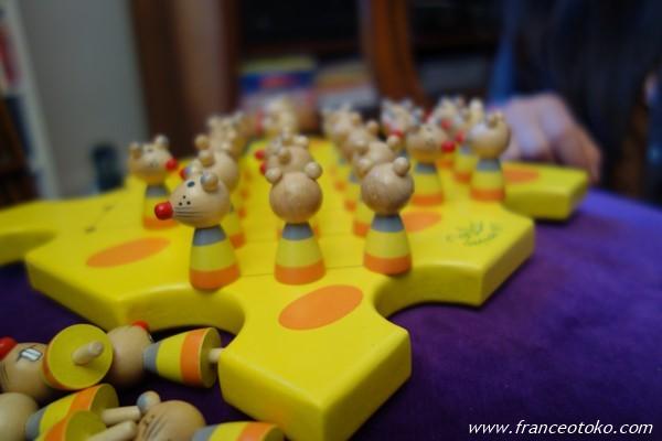 フランス ねずみ おもちゃ