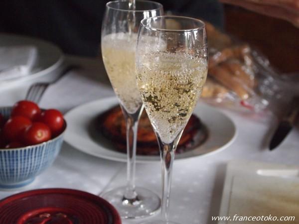 フランス シャンパン