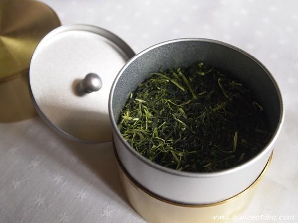 フランス ノルマンディ お茶