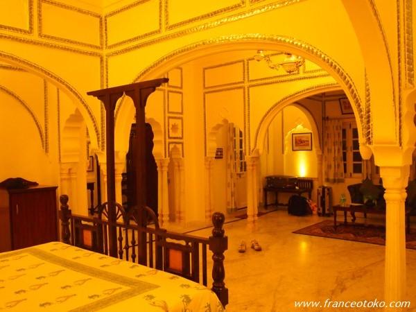 ナハルガランタンボアホテル ランタンボール/インド,Nahargarh Ranthambhore