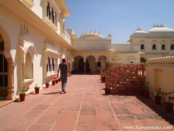 ナハルガ ランタンボア (Nahargarh Ranthambhore)  ランタンボール国立公園 ホテル