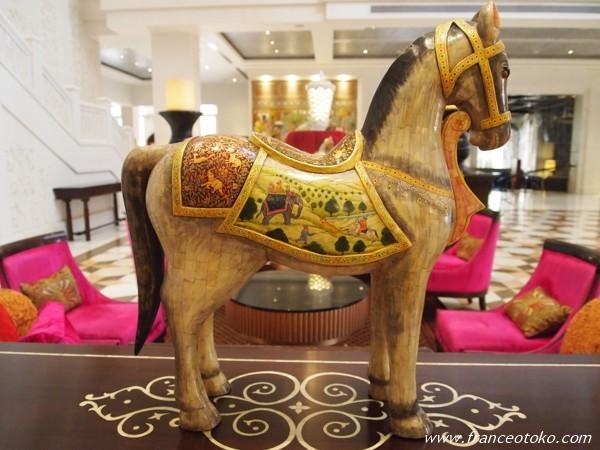 インド 馬