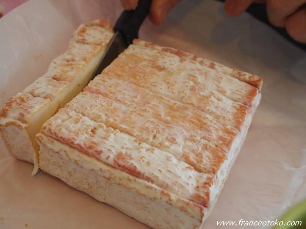 フランス チーズ